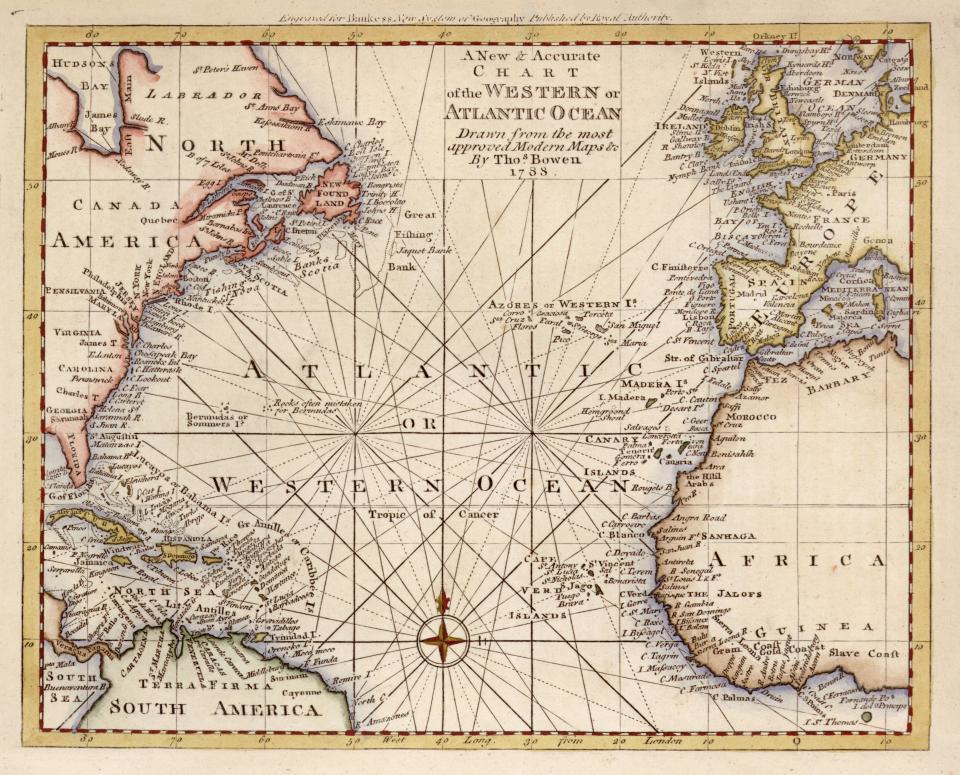 The Origin of the Name Atlantic Ocean  Starscapescientifics Blog